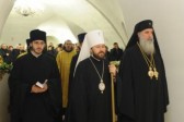 Delegation of the Georgian Orthodox Church Visits Russia