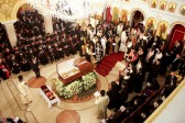 Delegation of Russian Orthodox Church Takes Part in Funeral Service for the Patriarch of Antioch