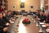 Metropolitan Hilarion of Volokolamsk visits the Parliament of Turkey