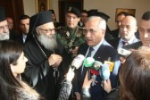 Lebanese President to New Orthodox Patriarch: Ensuring a Dignified to Christians of the East