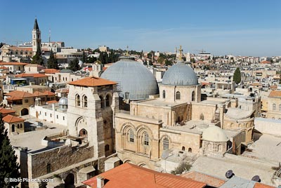 Jerusalem's Church of the Holy Sepulchre Reopens After Two-Month Lockdown