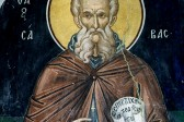 Watch and Pray: On St. Sabbas the Sanctified