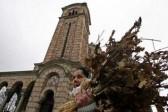 Orthodox believers mark Christmas Eve