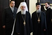Serbia needs peace, says Serbian patriarch