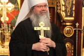 Greetings of his Holiness Patriarch Kirill to his Beatitude Metropolitan Tikhon of all America and Canada