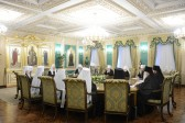Holy Synod of Russian Orthodox Church begins its first session in 2013