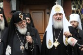 Georgian Patriarch Will Come to Russia