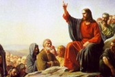 The First Sermon of Christ