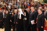 His Holiness Patriarch Kirill officiates at IFUOCN awarding ceremony