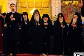 Orthodox church leaders leaving Georgia