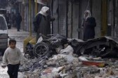 Greek-Orthodox and Roman Catholic Community Trapped in Small Syrian Village