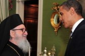 Archbishop Demetrios to Deliver Benediction at the 2013 Presidential Inaugural Luncheon