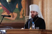 Russian Orthodox Church hopes to maintain relations with Benedict XVI's successor – Metropolitan Hilarion