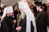 Delegation of Russian Orthodox Church takes part in the enthronement of Bulgarian Patriarch