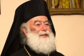 Primate of Russian Orthodox Church greets His Beatitude Patriarch Theodore II of Alexandria with his Name Day