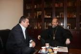 Serbian politician visits DECR