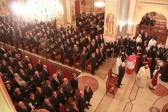 Patriarch John X of Antioch's enthronement celebrations in Beirut