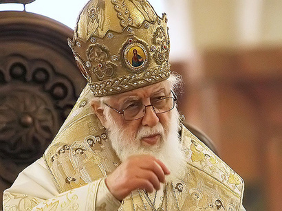 Patriarch of Georgia asks for power to pardon prisoners