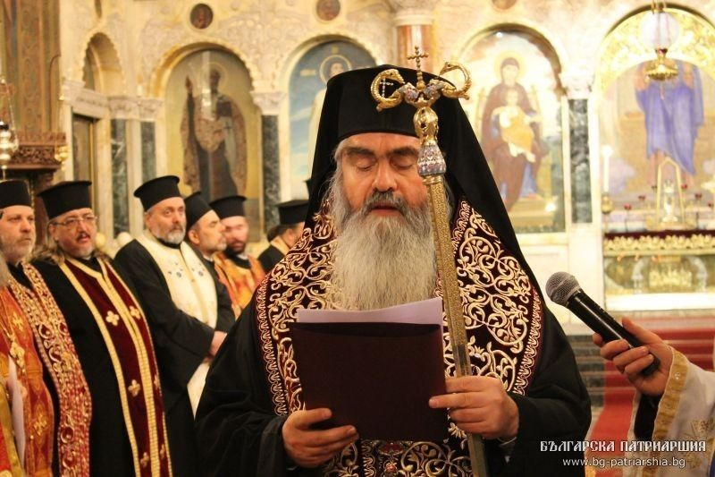 Metropolitan and Interim Patriarch Kiril
