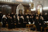 The Council of Bishops of the Russian Orthodox Church Opens at Christ the Savior Cathedral