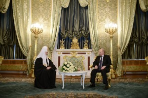 Putin praises Russian Patriarch's care for…