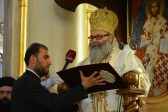 New Greek Orthodox patriarch enthroned in Syria