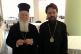 DECR chairman meets with His Holiness Patriarch Bartholomew of Constantinople