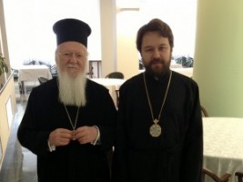 DECR chairman meets with His Holiness…