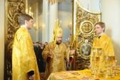 Metropolitan Hilarion: God's mercy exceeds His justice