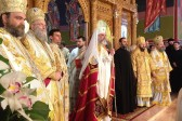 Metropolitan Hilarion of Volokolamsk begins his visit to Romania