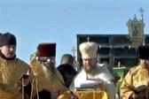 Construction Begins on Narva's New Orthodox Church
