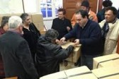 Greek Church, Solidarity Donate Heating Oil