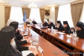 Synod of Ukrainian Orthodox Church meets in Kiev