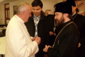 Delegation of Moscow Patriarchate arrives in Rome