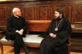 DECR chairman meets with president of the Pontifical Council for the Family