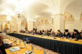 Patriarch Kirill chairs a meeting of the Patriarchal Council for Culture