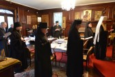 Holy Synod of Bishops concludes spring session, the USA