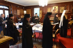 Holy Synod of Bishops concludes spring…