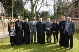 Christian Churches' representatives in Brussels discuss…