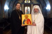 Seminary Dean signs cooperative agreement with Faculty of Orthodox Theology in Romania