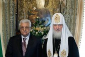 Patriarch Kirill concerned by shrinking Christian population in Palestinian Territories