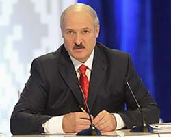 Lukashenko thanks Benedict XVI for preserving…