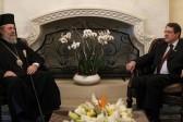 Cyprus church offers to help shoulder debt burden