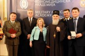 Celebration of the Military Medical Academy's Day, Serbia