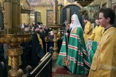 His Holiness Patriarch Kirill Celebrates the 400th Anniversary of the House of Romanov