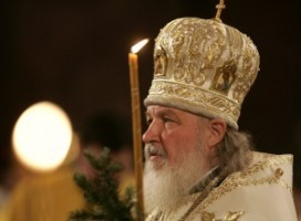 His Holiness Patriarch Kirill of Moscow…