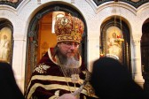 Hieromonk Roman (Krassovsky) Confirmed as Chief of the Russian Ecclesiastical Mission of the Russian Church Abroad and Elevated to the Rank of Archimandrite