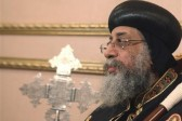 Egypt's Pope says Islamist rulers neglect Copts