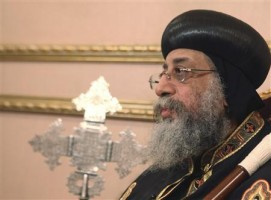 Egypt's Pope says Islamist rulers neglect…