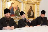 Metropolitan Vladimir of Kiev chairs first session of Ukrainian Orthodox Church's Organizing Committee for the 1025th anniversary of the Baptism of Russia